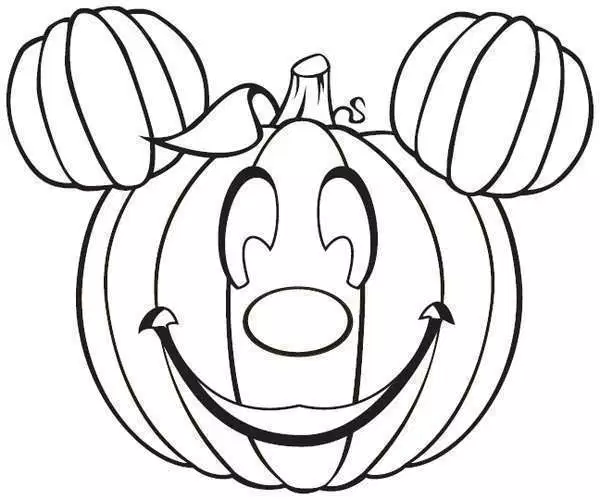 200+ Free Halloween Coloring Pages For Kids - The Suburban Mom #halloweencoloringpages