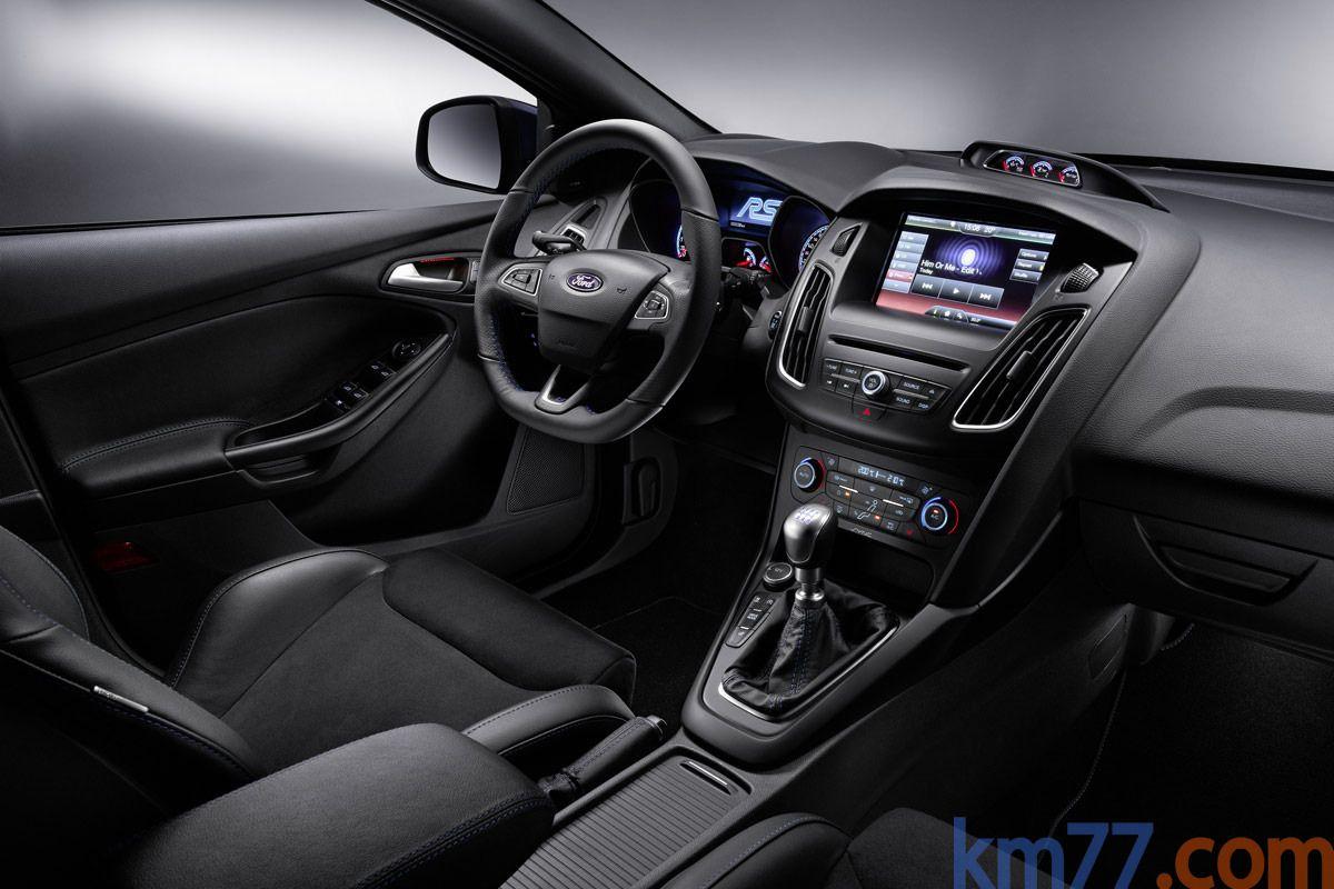 Ford Focus Rs Rs Turismo Interior Salpicadero 5 Puertas Con