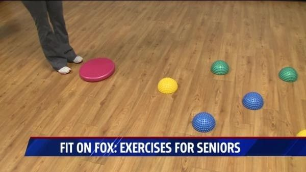 Fitness Expert Shares The Very Best Exercises For Seniors