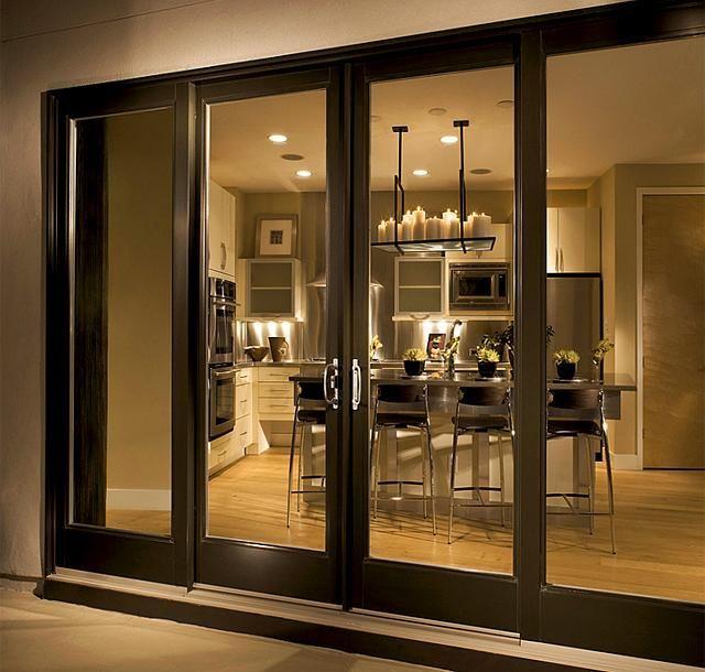 Front Range Lumber Milgard Fiberglass Patio Doors I Absolutely