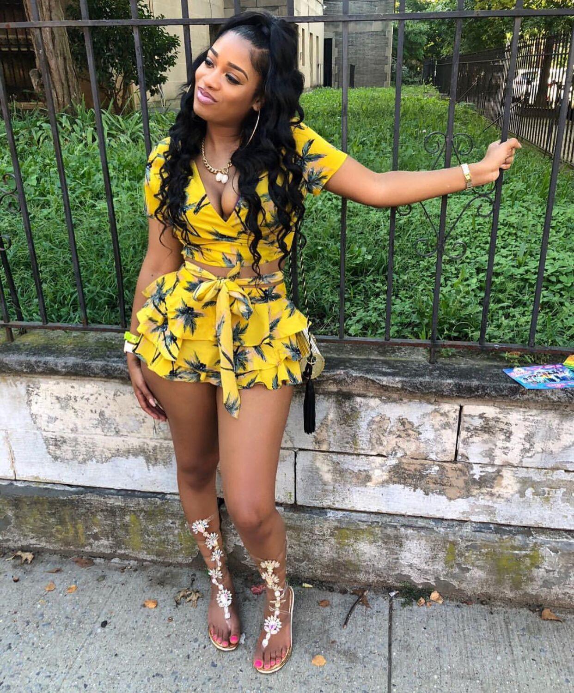 California Black Girl Fashion: African Styles By Joy Frempong