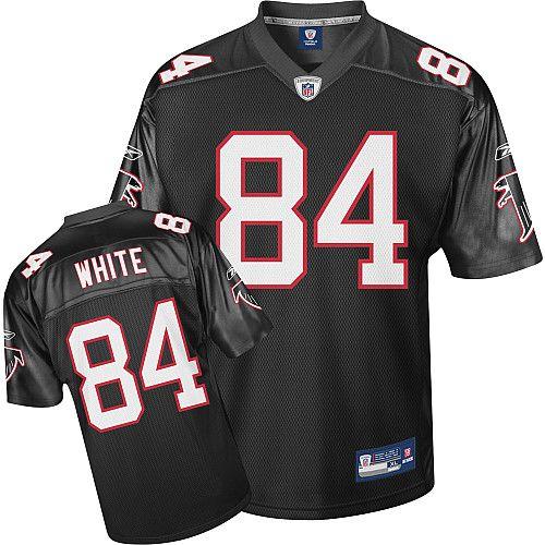 ea58ff972 Reebock Atlanta Falcons Roddy White jersey (black) - size XL