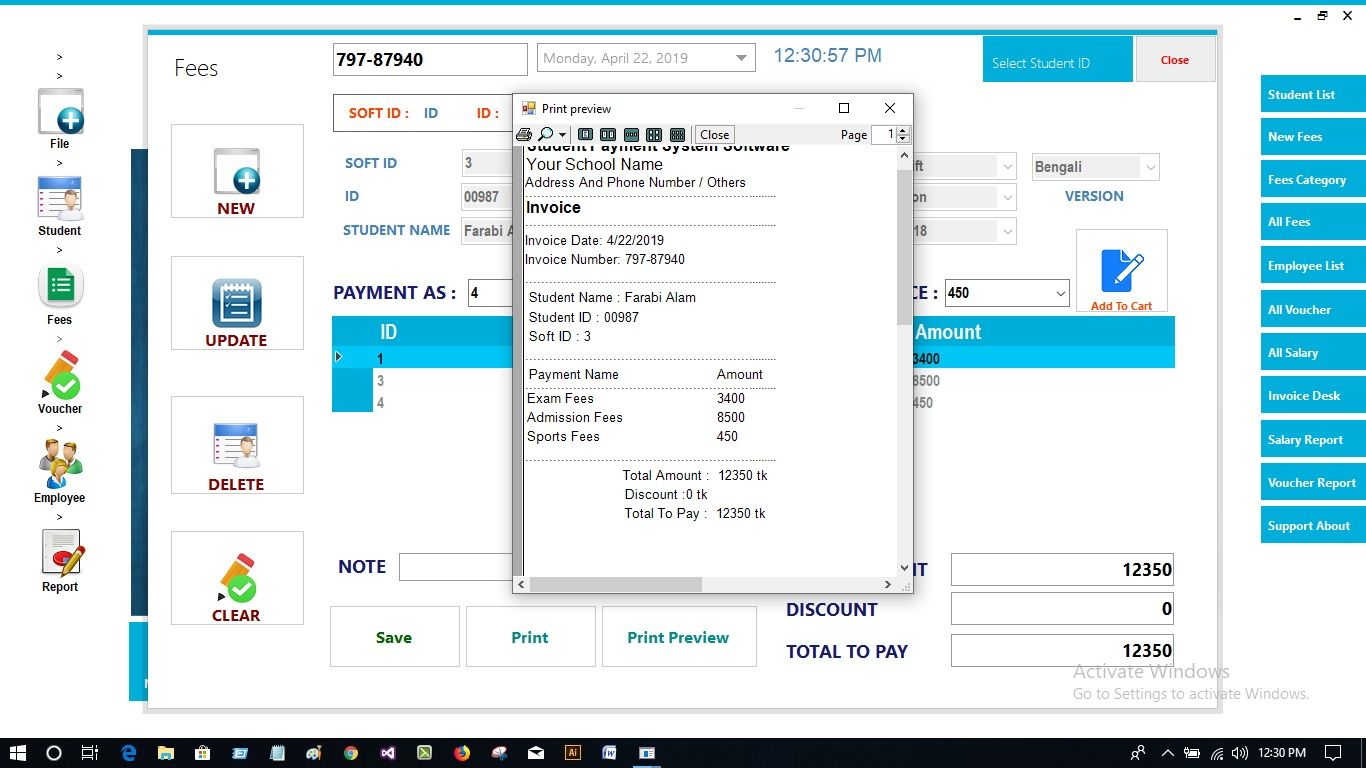 86f8d68c80ac3cf9acecbc4cfffef56e - Student Management System Project In C# Windows Application