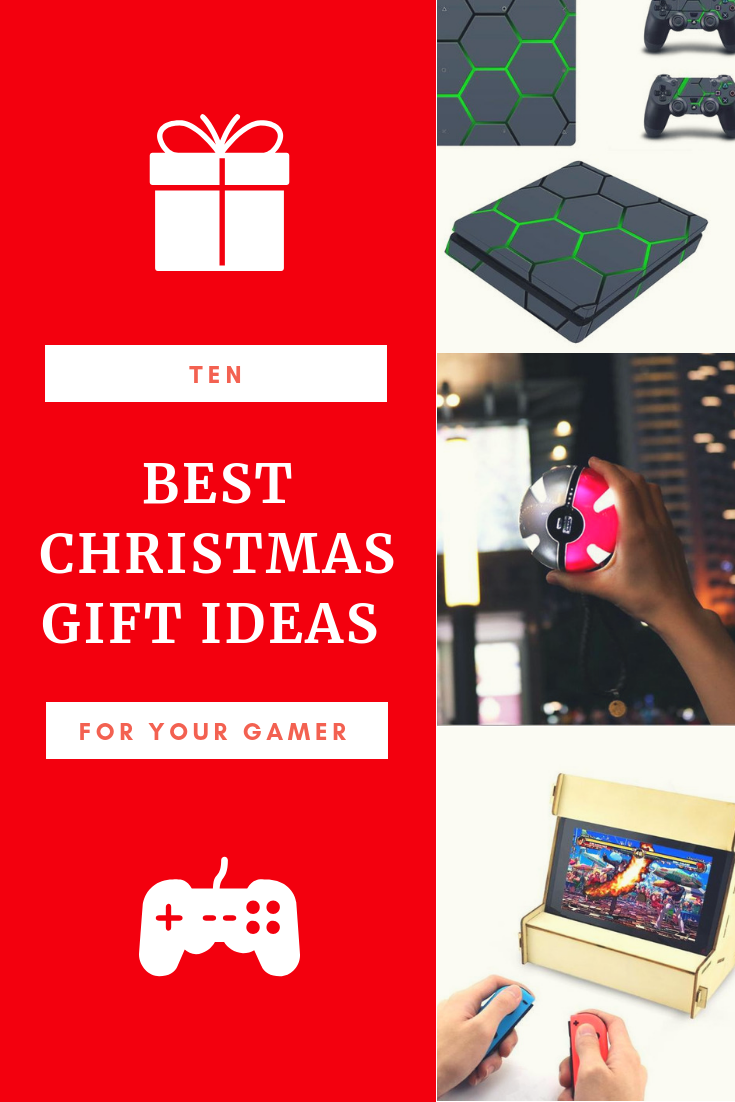 10 Best Christmas Gift Ideas for Your Gamer | Gaming Accessories ...