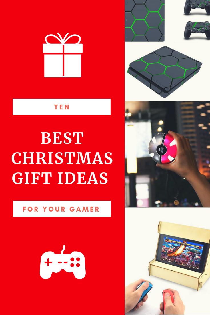Gamer Christmas Gifts
