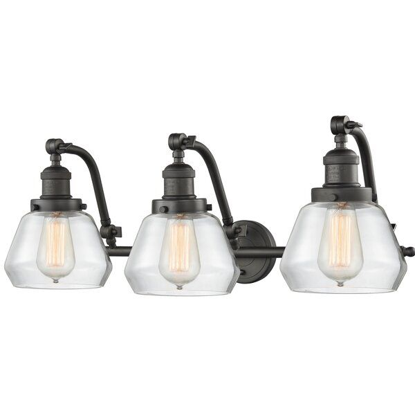 Photo of Keefe 3-Light Dimmable Vanity Light