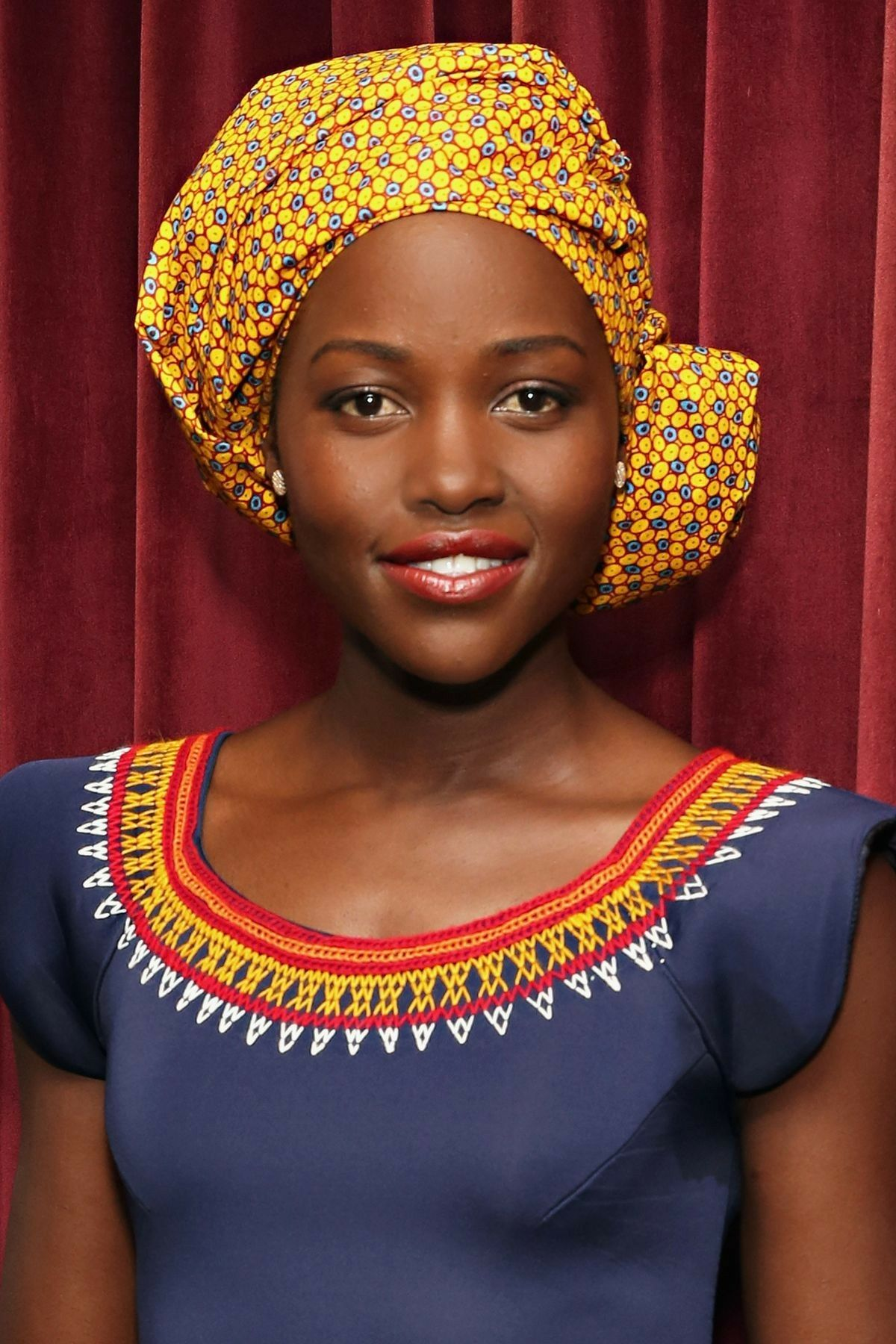 Image result for lupita head wraps