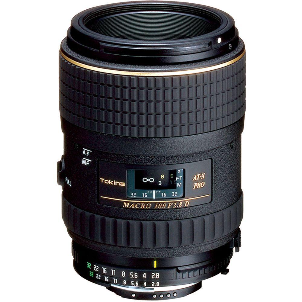 Buy A Tokina At X M100 Pro D Af 100mm F2 8 Lenses For Nikon Mount Online At Unbeatable Prices By Uk S Top Retail We Macro Lens Canon Best Macro Lens Macro