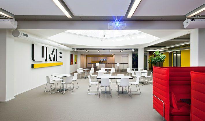 Büroeinrichtung design  Inneneinrichtung, Büromöbel, Büroeinrichtung, Backoffice, Beratung ...