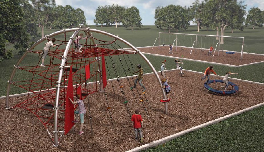 Fort Wayne Parks playground improvements will bring added