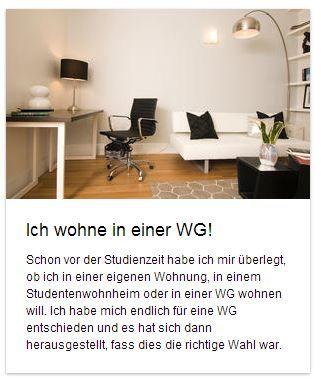 """Auf deutschfans.com wartet auf euch ein neuer #Aufsatz """"Ich wohne in einer #WG""""…"""