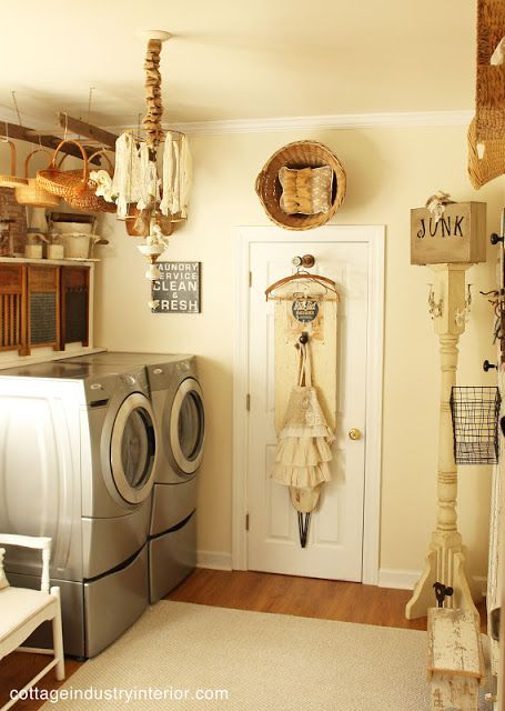 Design Your Own Laundry Room: However You Choose To Give Your Laundry Room New Life