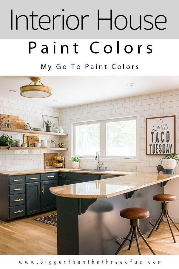 Interior House Paint Colors Kitchen Design Small Kitchen Renovation Kitchen Trends