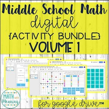 This bundle contains 20 digital activities on various ...