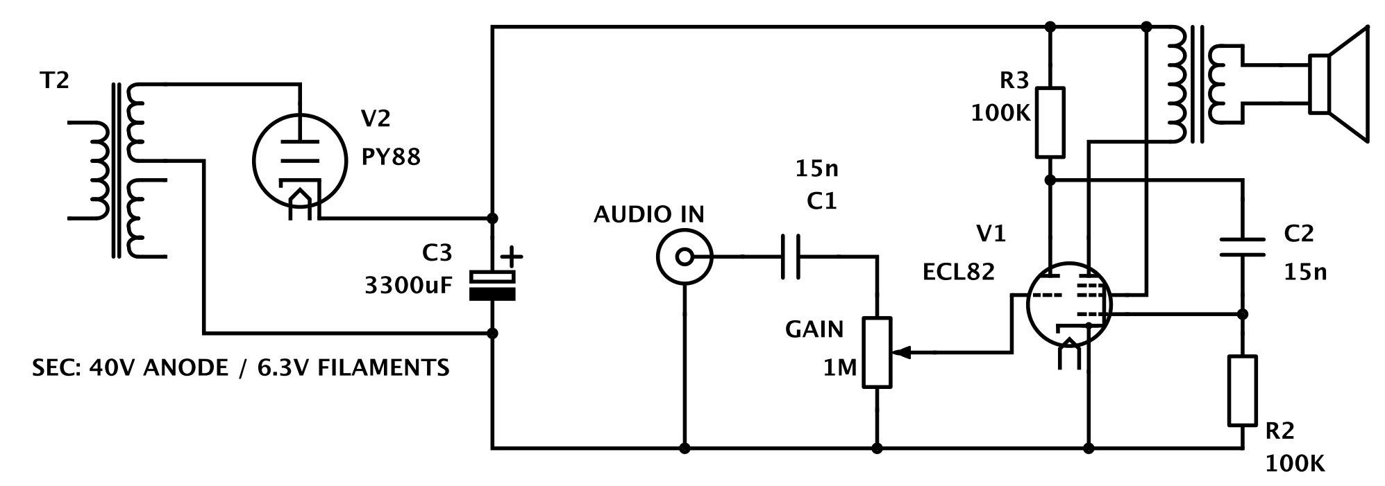 A nice little amplifier that is low voltage (non-deadly