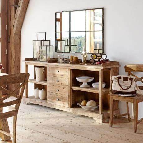 konsole keweenaw gesehen auf dahoam. Black Bedroom Furniture Sets. Home Design Ideas