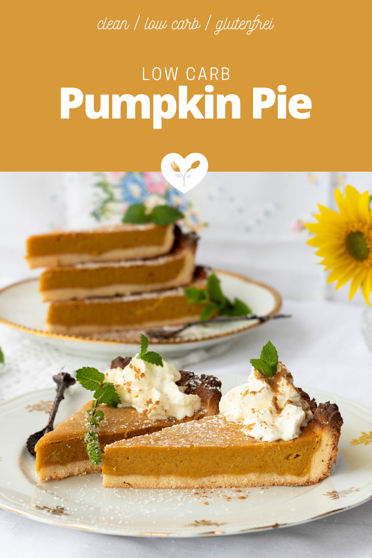 Low Carb Pumpkin Pie Rezepte Low Carb Cupcakes Pumpkin Pie Rezept