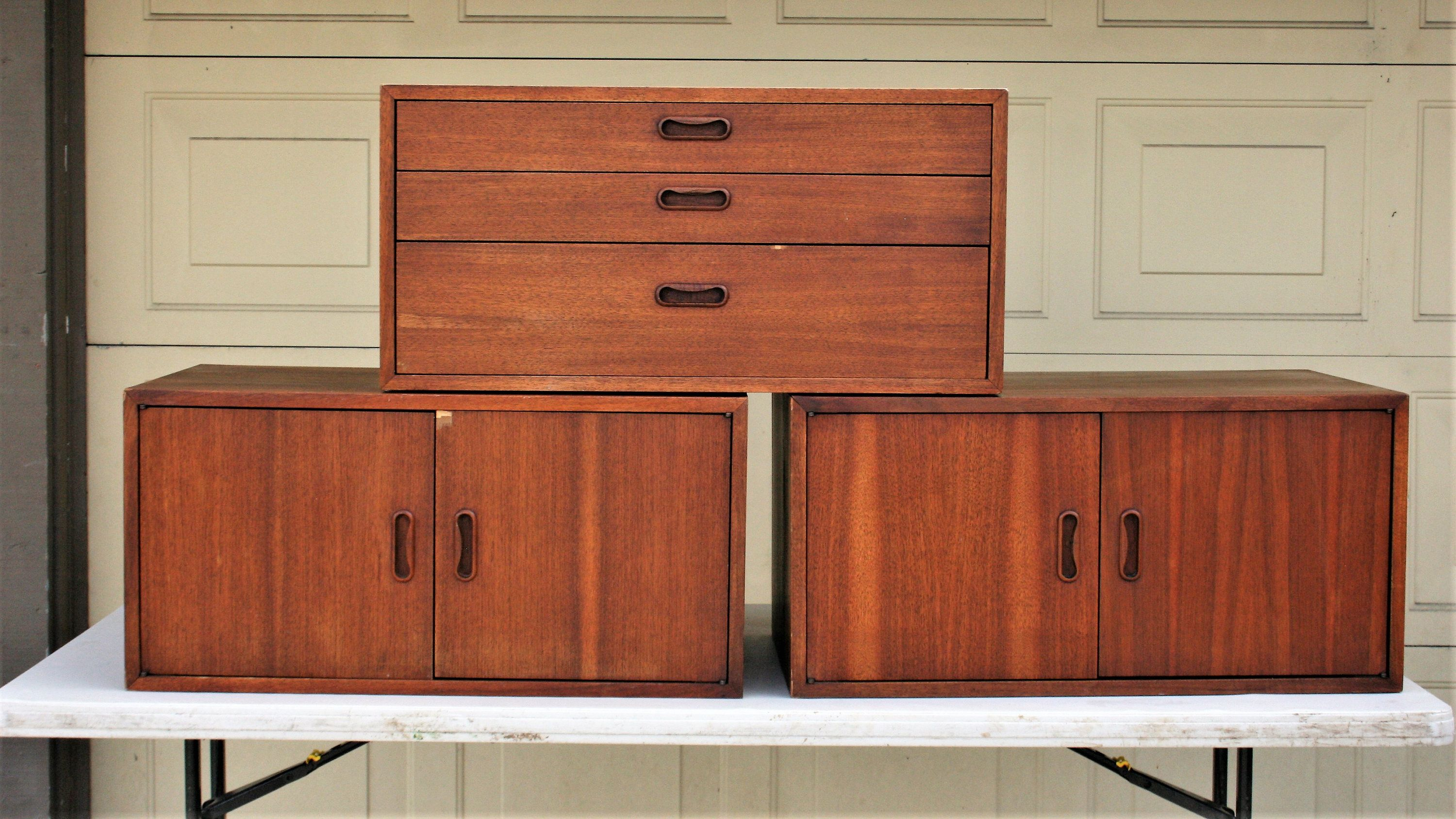 George Nelson Omni Wall Mount Cabinets Mid Century Wall Mount Cabinets Wall Mounted Cabinet Vintage Cabinets Wall Mount