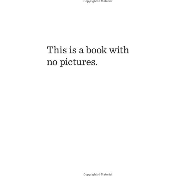 The Book with No Pictures ($150) ❤ liked on Polyvore featuring phrase, quotes, saying and text