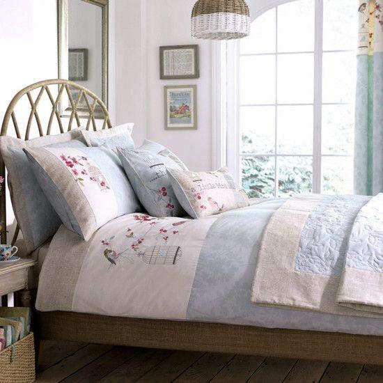 Duck Egg Evelyn Bedlinen Collection Dunelm Duck Egg Bed Linen Duck Egg Duvet Cover Bed Duvet Covers