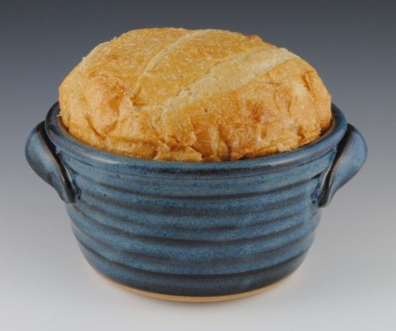 An Ohio Husband And Wife Team Create These Stoneware Bread