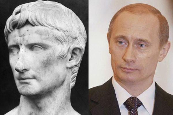 19 Mindblowing Historical Doppelgangers With Images