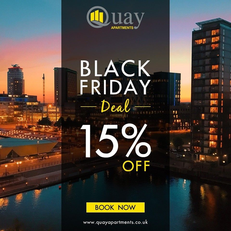 Save 15% On Our Black Friday Deals And Enjoy The Privacy