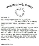 Valentine's Family Project