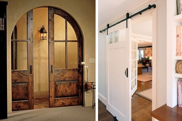 this sliding door is cool, just don't really have a great place it could go