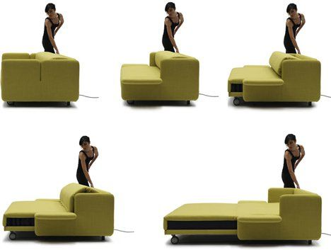 Unique Sofa Beds beyond sofa beds: 7 creative new kinds of sleeper couch