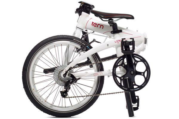 La Tern Link P9 es la primera bicicleta que nos ha llegado de esta nueva marca de bicicletas plegables. Sus acabados no dejan indiferente.