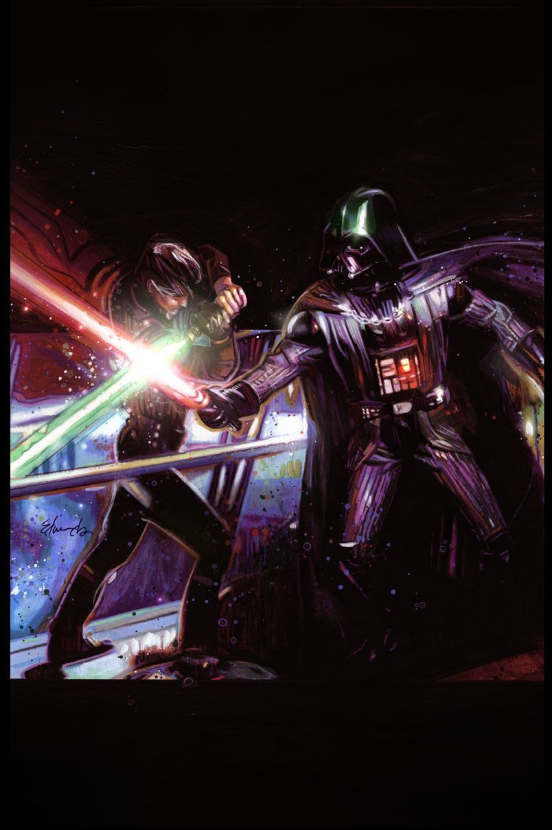 Cade Skywalker Celeste Morne Vs Darth Vader Luke Skywalker