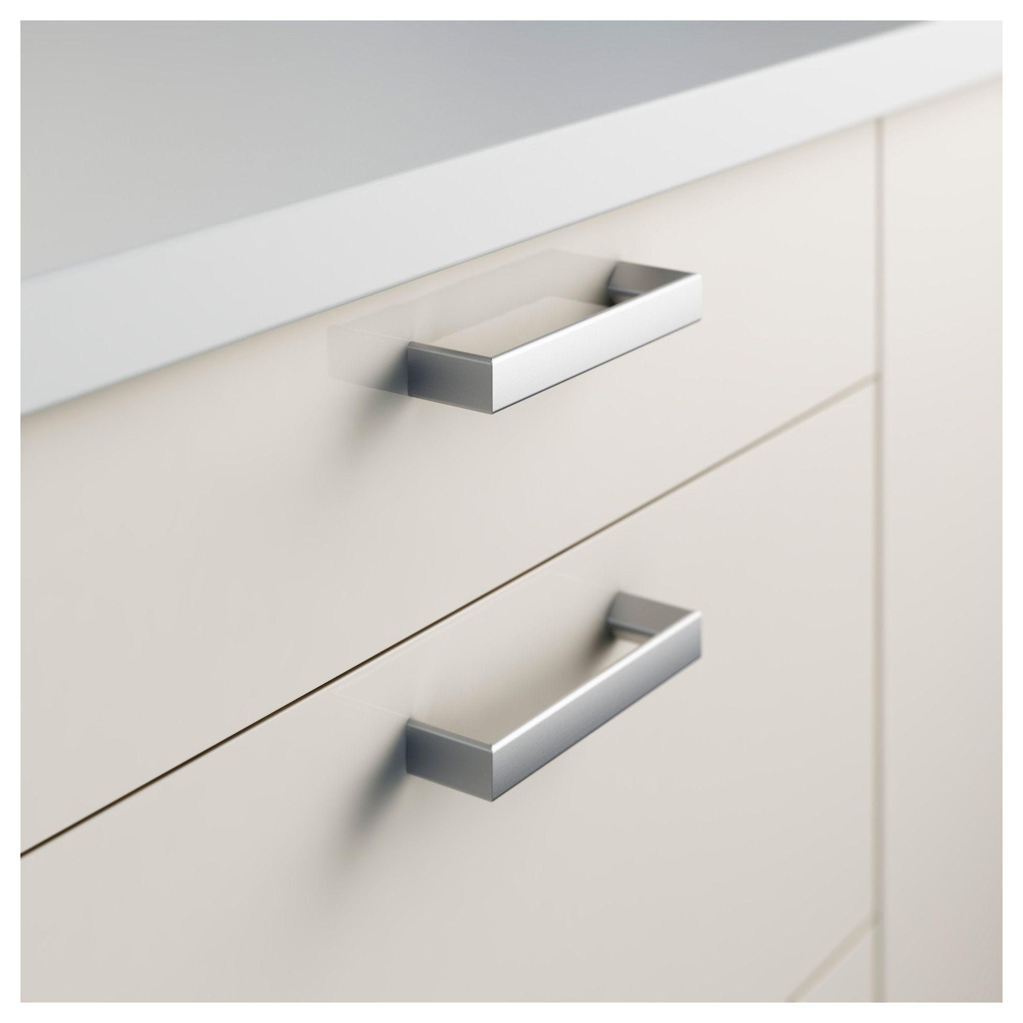 ikea kitchen cabinet handles cabinets cost estimate tyda handle stainless steel design kuche schrank brass reno new