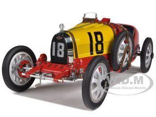 Bugatti T 35 Type 35 Grand Prix National Color Project Spain 1