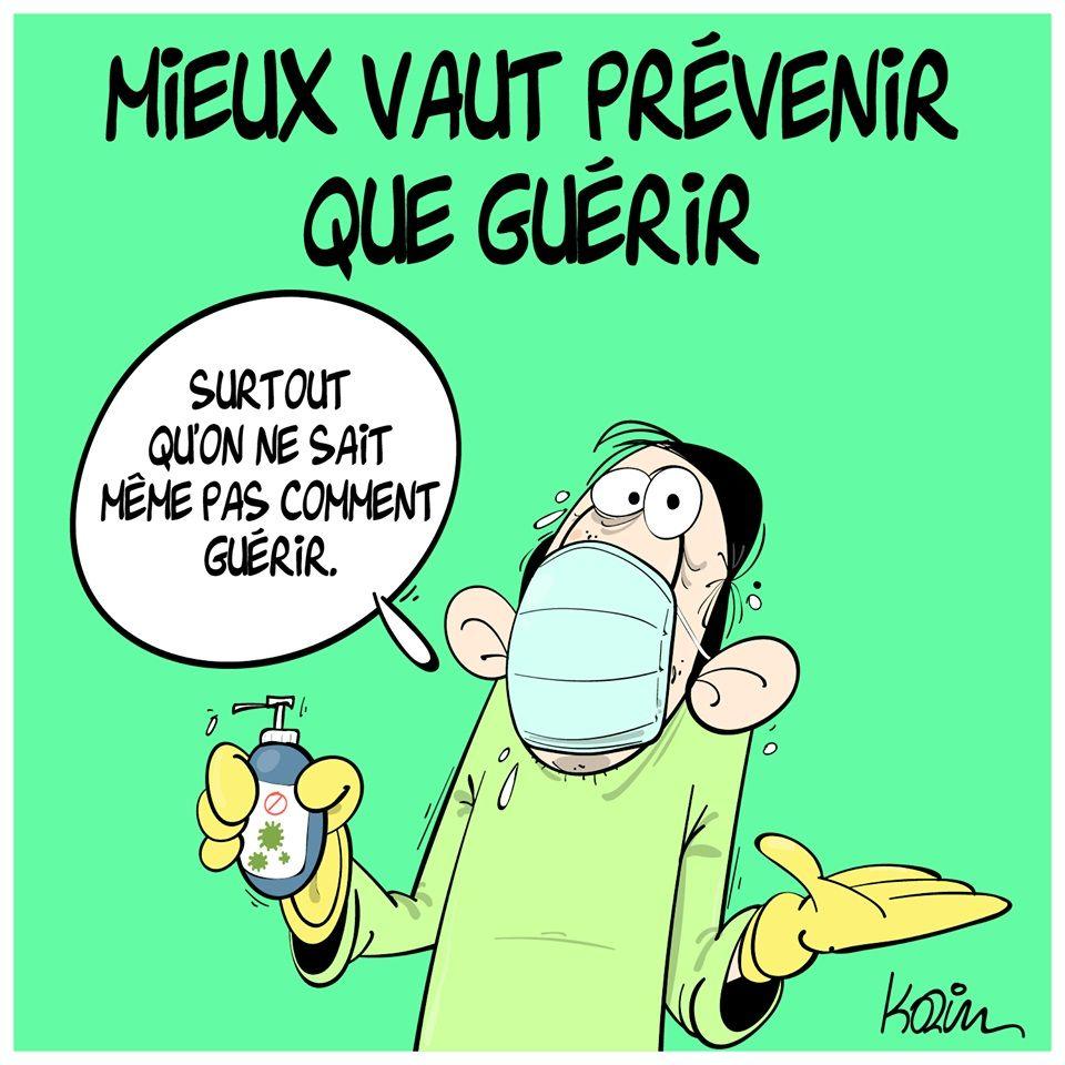 Mieux vaut prévenir que guérir en 2020   Dessin humour, Humour drole,  Blague pourrie