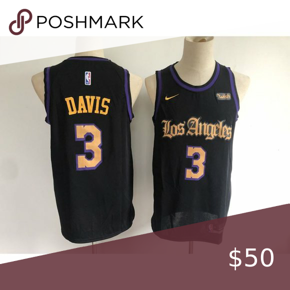 Los Angeles Lakers Anthony Davis Jersey Guaranteed All Our Items Are 100 Authentic Or 100 Your Money Back Guarantee In 2020 Los Angeles Lakers Anthony Davis Jersey