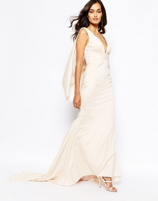foto 1 de 1) asos bridal collection. vestidos de novia baratos