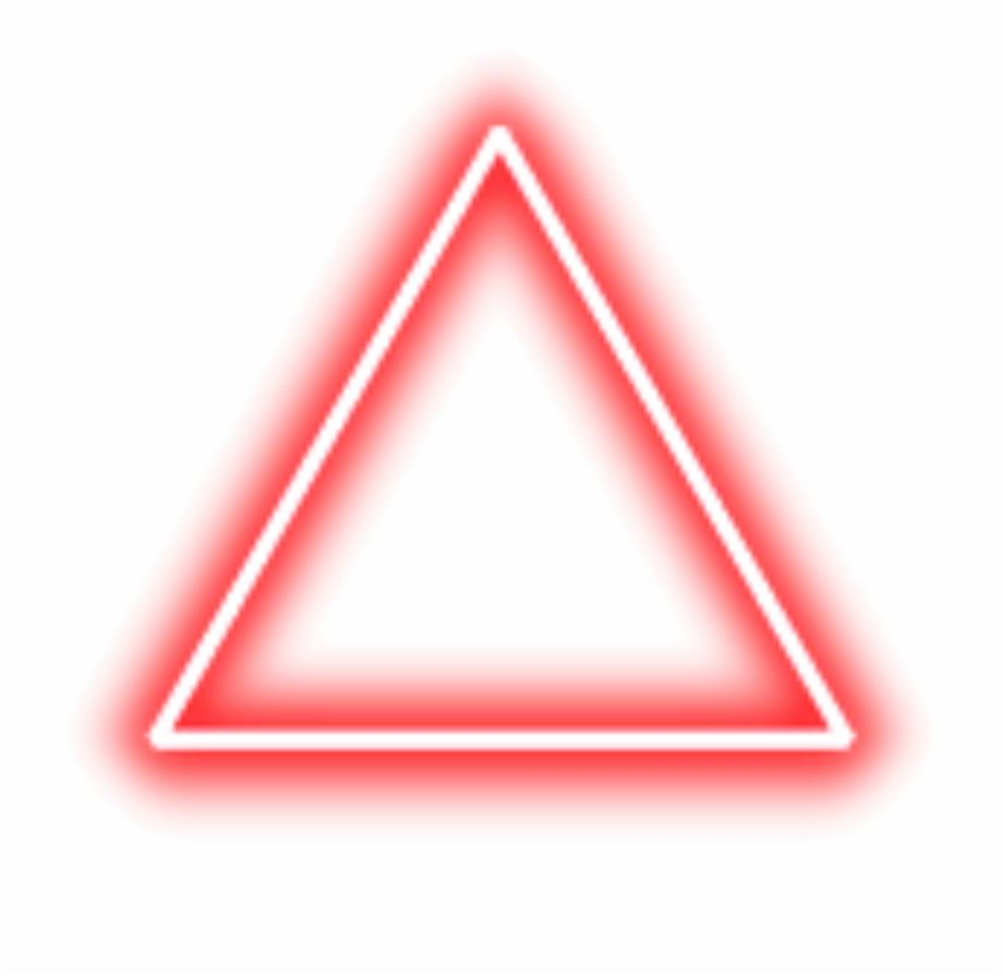 Neon Triangle Border Png Red Freetoedit Red Neon Triangle Png Transparent Png Image For Free Download Explor Neon Png Photo Background Images Clip Art