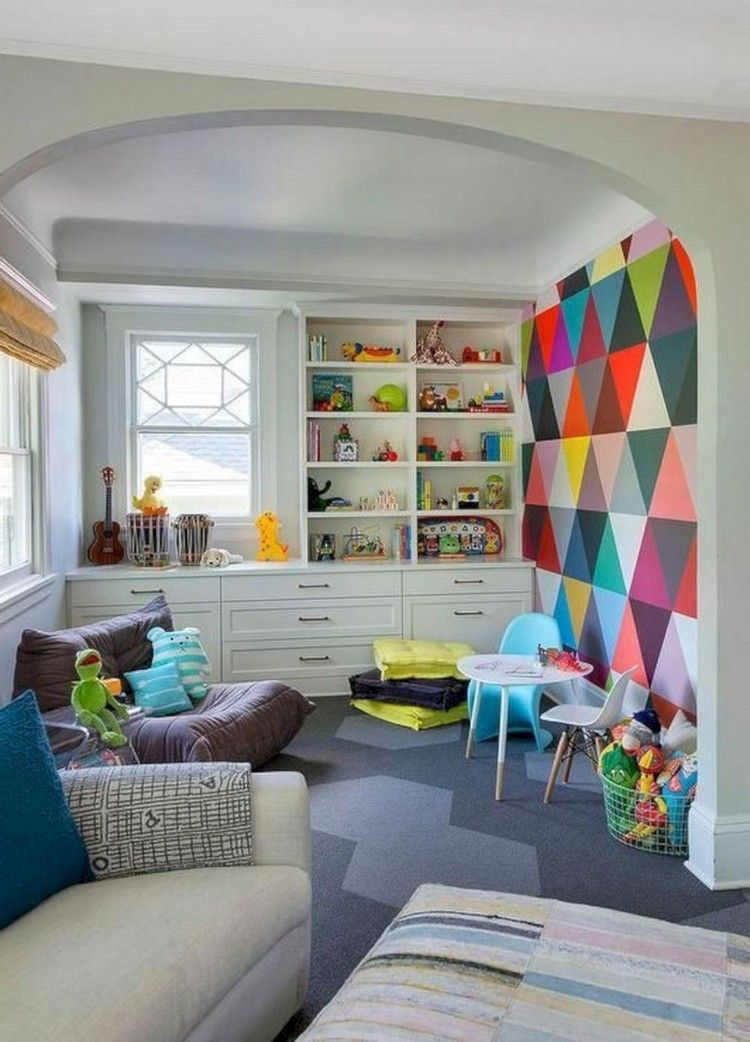 41 So Cute Rustic Kids Room Designs That Strike With Warmth And