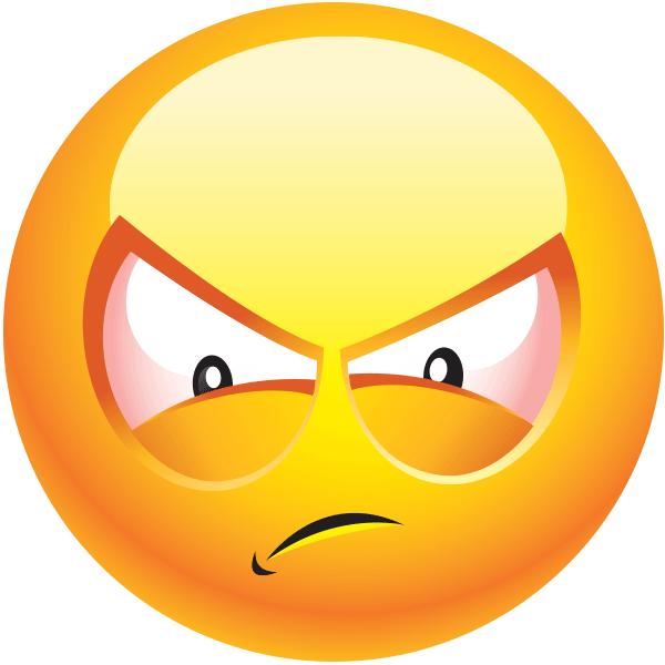 Brewing Anger | Smileys | Smiley, Emoji symbols, Emoji faces Annoyed Smiley Whatsapp