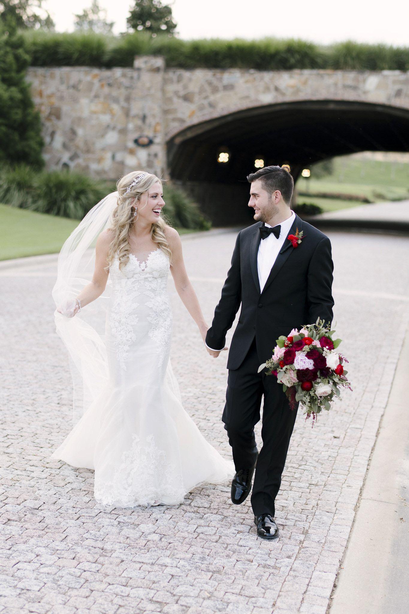 Taylor & Chris Lace weddings, Bella collina wedding, Wedding