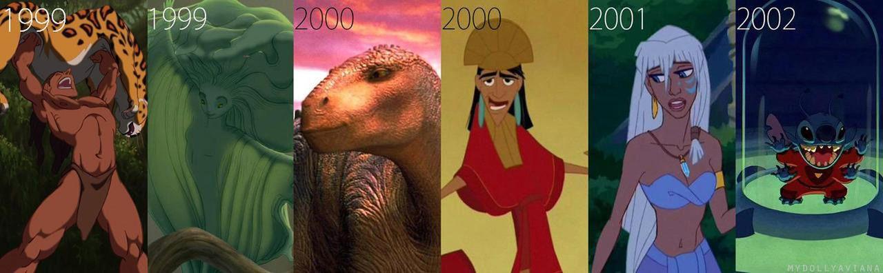 Disney movies 19992002 cool pinterest