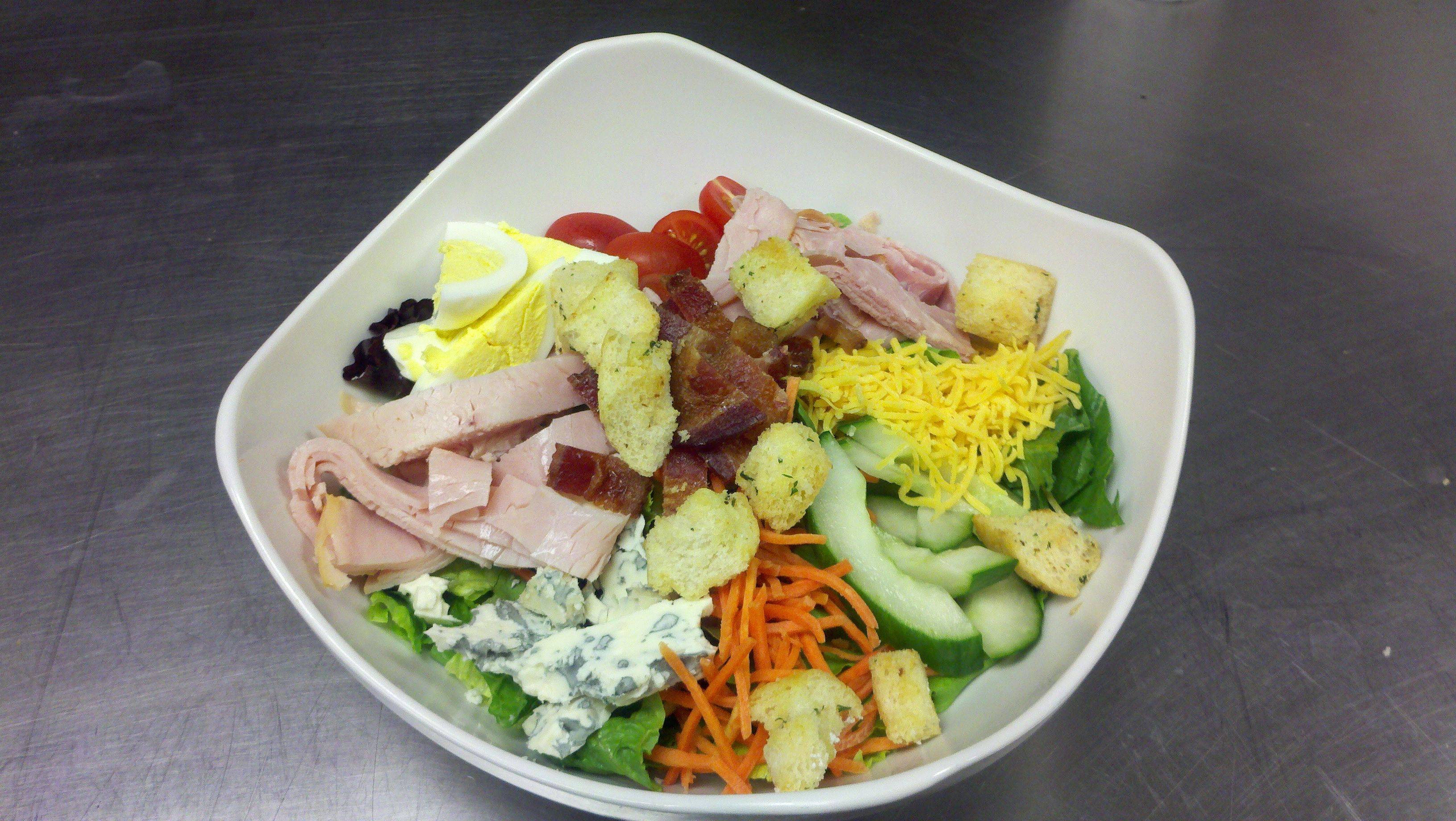 Hilton Asheville - Roux weekly special: Chef's Salad
