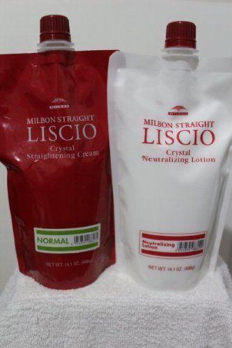 Liscio Crystal Cream Straighteners Permed Hairstyles Japanese