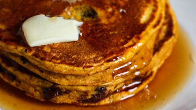 recipe: food network pumpkin pancakes [25]