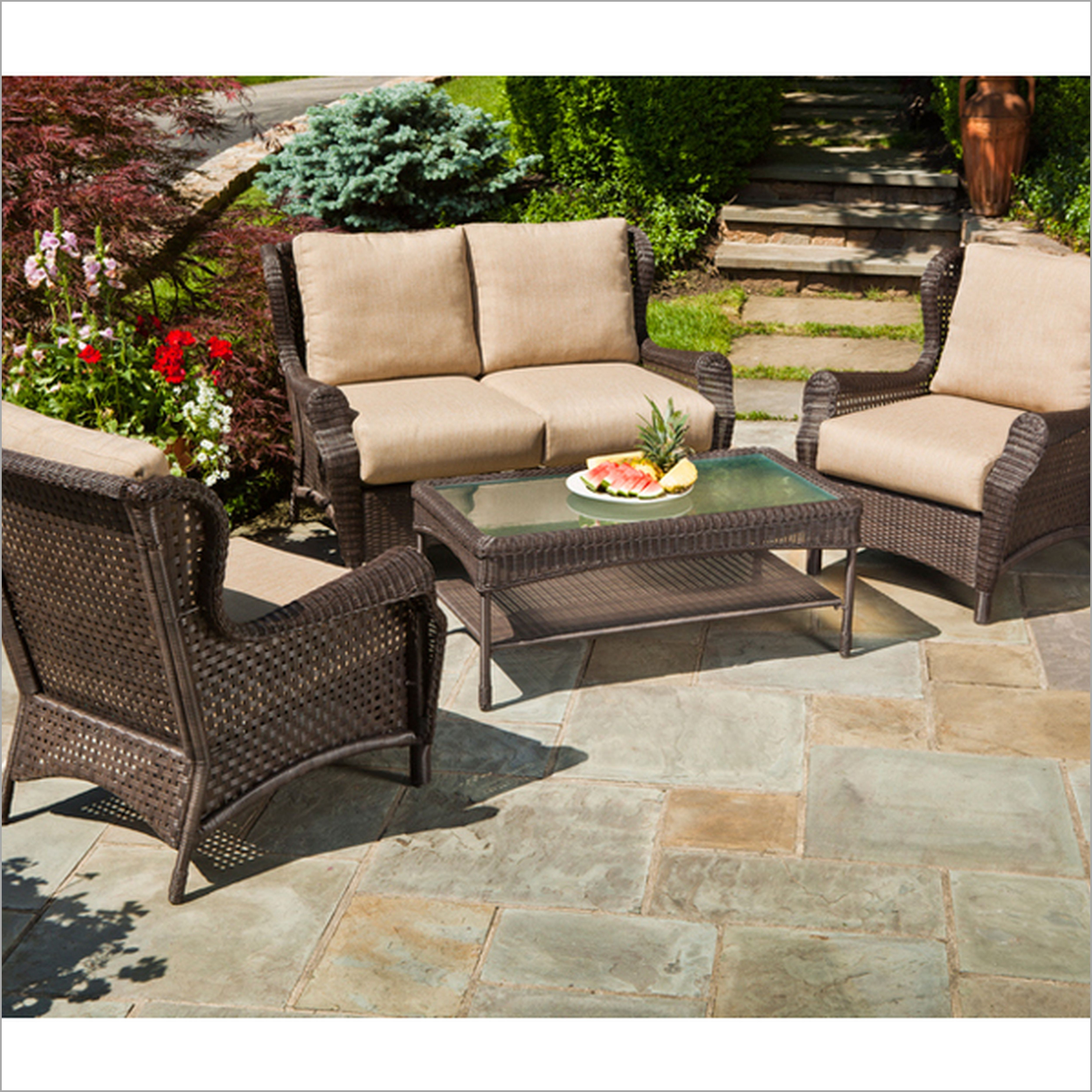 Wondrous Outside Patio Furniture Covers Curved Sofa Exceptional Home Interior And Landscaping Ferensignezvosmurscom