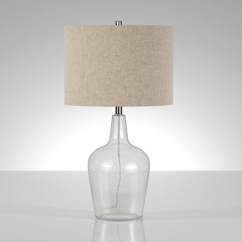 Jaran 27 Silver Table Lamp Farmhouse Table Lamps Silver Table Lamps Lamp