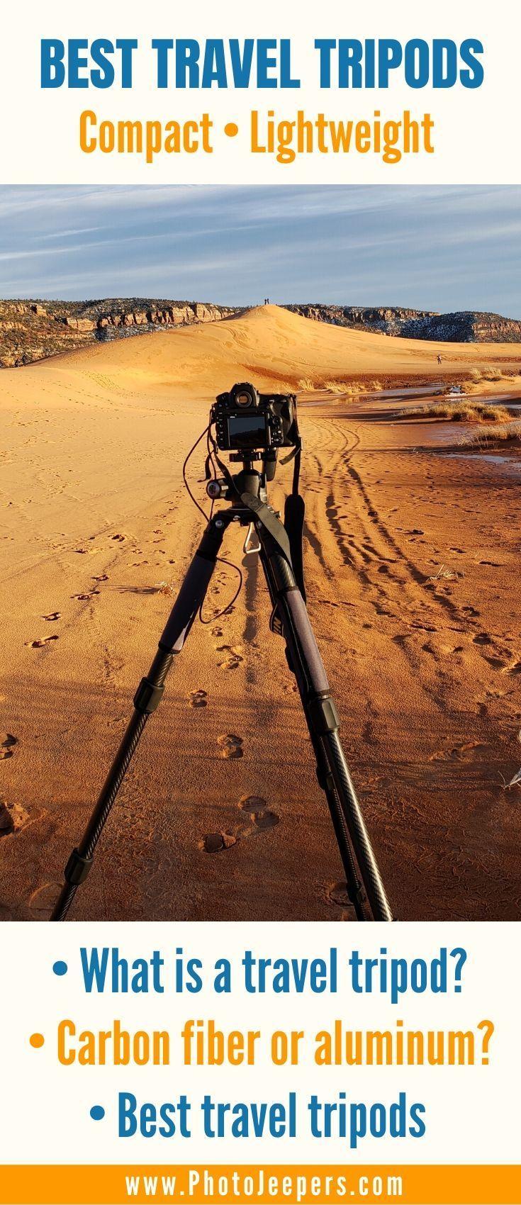 6 Best Lightweight Travel Tripods: Buyer's Guide 2020 In