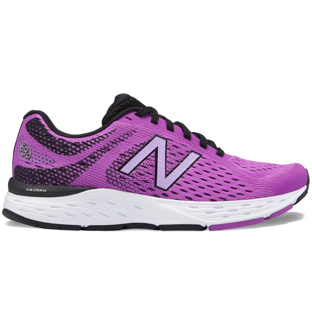 New Balance 680 v6 Women's Running Shoes | Lacing shoes for ...