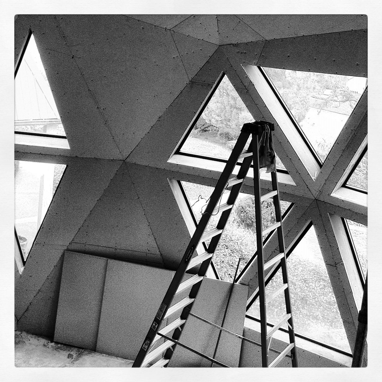 Dome Home Interior Design: Geodesic Dome House Remodel In #Madera. Extremely Time